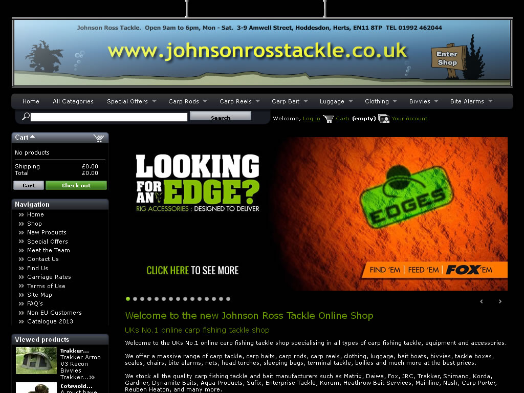 http://johnsonrosstackle.co.uk